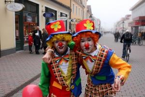 Clownens dag