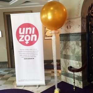 Berns med Unizon