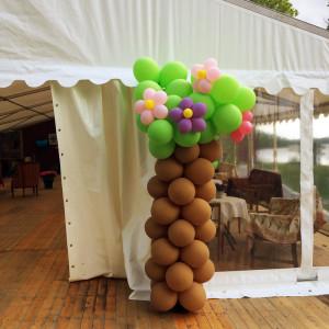 70-årsfest med tema Sommarkalas