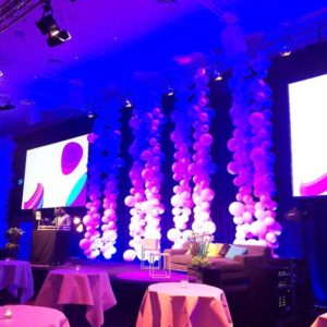 Telia event Hotell Sign