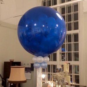 Exploderande ballong