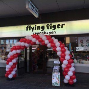 Flying tiger
