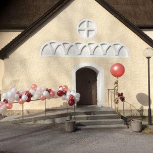 Bröllop Tuna kyrka