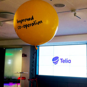 Telia-event